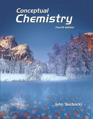 Conceptual Chemistry (4th Edition), Suchocki, John A., Acceptable Book
