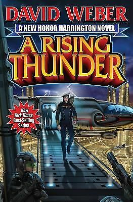 A Rising Thunder (Honor Harrington Series) - Weber, David - Good Condition