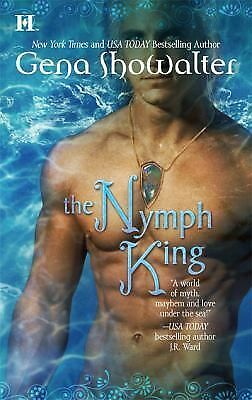 The Nymph King (Atlantis), Showalter, Gena, Acceptable Book