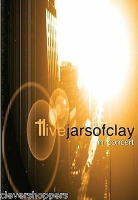 11 Live - Jars of Clay in Concert, Very Good DVD, Jars of Clay,