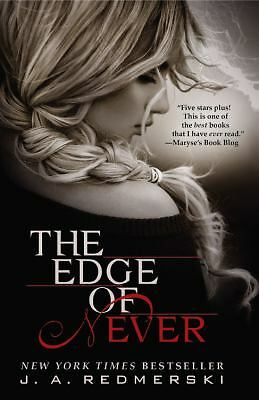The Edge of Never,Redmerski, J .A.,  Acceptable  Book