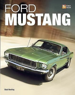 Ford Mustang (First Gear), Brad Bowling, Good Book