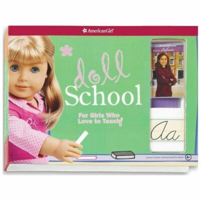 Doll School (Revised) (American Girl), , Acceptable Book