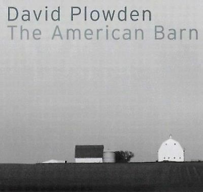 The American Barn, Plowden, David, Good Book