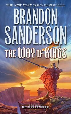 The Way of Kings (Stormlight Archive), Sanderson, Brandon, Good Book