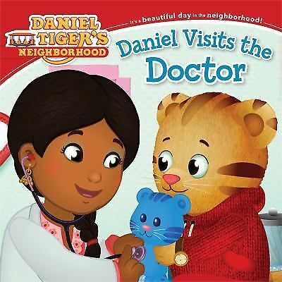 Daniel Visits the Doctor (Daniel Tiger's Neighborhood), , Acceptable Book