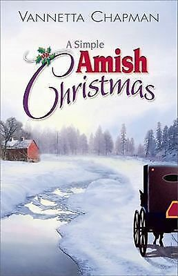 A Simple Amish Christmas, Vannetta Chapman, Good Book