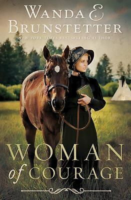 Woman of Courage, Brunstetter, Wanda E., Good Book