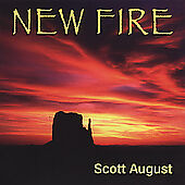 New Fire - Scott August - Audio CD - Very Good Condition