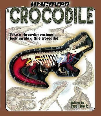 Uncover a Crocodile (Uncover Books), Beck, Paul, Good Book