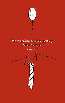 The Unbearable Lightness of Being: A Novel,Kundera, Milan,  Acceptable  Book