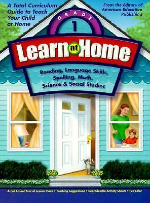 Learn at Home: Grade 1, American Education, Good Book