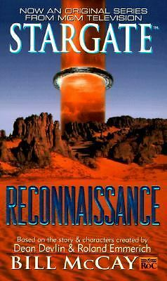 Stargate 04: Reconnaissance - McCay, Bill - Good Condition