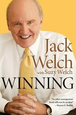Winning,Jack Welch, Suzy Welch,  Good Book
