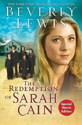 The Redemption of Sarah Cain,Lewis, Beverly,  Good Book