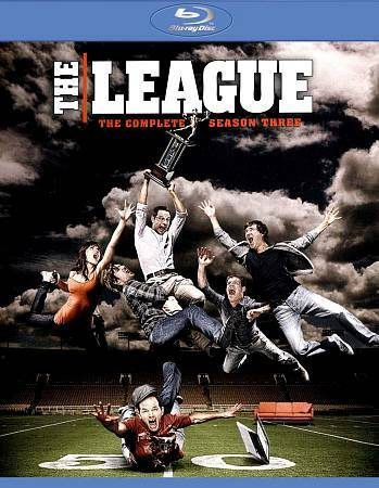 The League: Season 3 [Blu-ray]- DVD - New Condition - ,