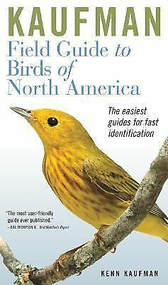 Kaufman Field Guide to Birds of North America, Kenn Kaufman, Good Book