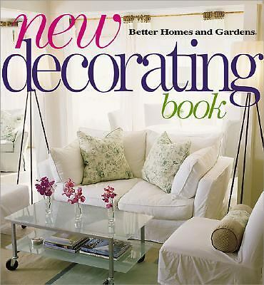 New Decorating Book (Better Homes and Gardens),,  Acceptable  Book
