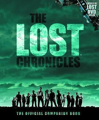 The Lost Chronicles: The Official Companion Book with Bonus DVD Behind the Scene