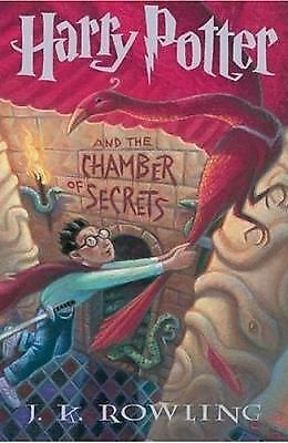 Harry Potter and the Chamber of Secrets (Book 2), J.K. Rowling, Good Book