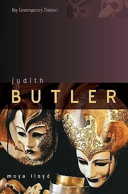 Judith Butler: From Norms to Politics, Lloyd, Moya, Good Book
