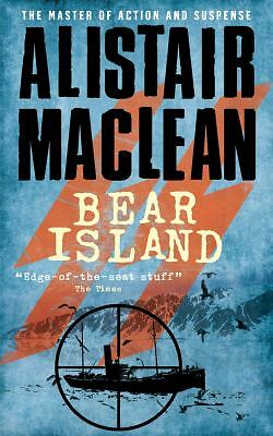 Bear Island, MacLean, Alistair, Good Book