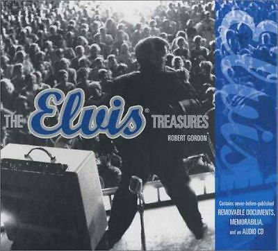 The Elvis Treasures, Gordon, Robert, Acceptable Book