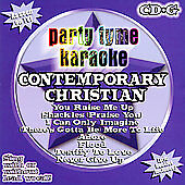 Party Tyme Karaoke - Contemporary Christian, , Good