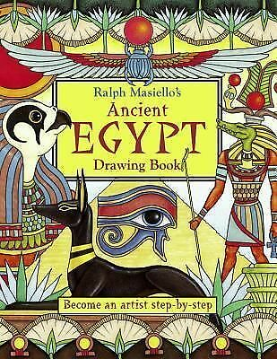 Ralph Masiello's Ancient Egypt Drawing Book (Ralph Masiello's Drawing Books) - M