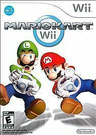 Mario Kart Wii, Good Nintendo Wii, Nintendo Wii Video Games