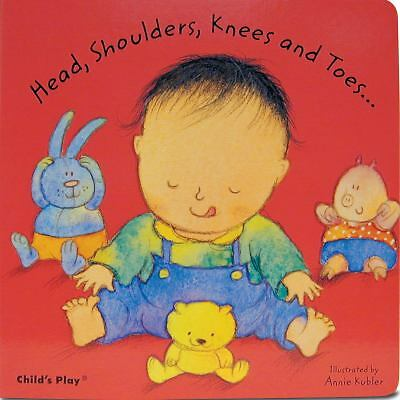 Head, Shoulders, Knees and Toes (Baby Board Books), , New Book