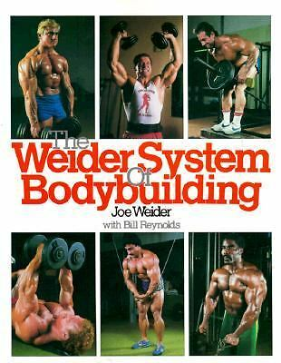 The Weider System of Bodybuilding - Weider, Joe - Good Condition