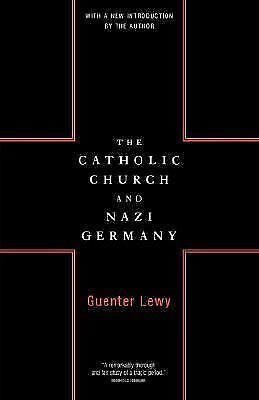 The Catholic Church And Nazi Germany - Lewy, Guenter - Good Condition