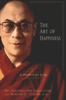 The Art of Happiness: A Handbook for Living - Dalai Lama, Howard C. Cutler - Acc