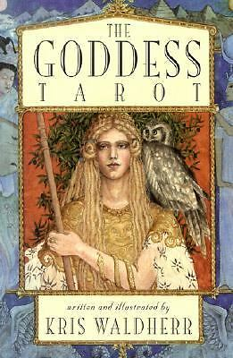 The Goddess Tarot, Kris Waldherr, Good Book