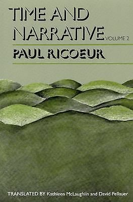Time and Narrative, Volume 2 (Time & Narrative) - Ricoeur, Paul - Good Condition