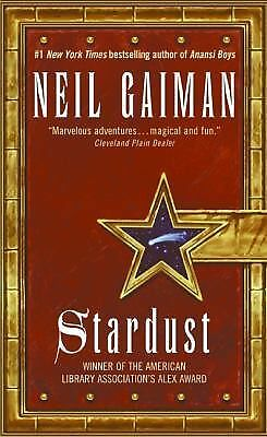 Stardust - Neil Gaiman - Very Good Condition