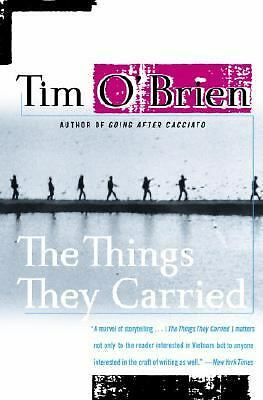 The Things They Carried,Tim O'Brien,  Good Book