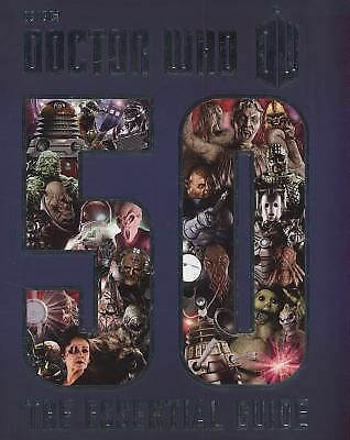 Doctor Who: Essential Guide to 50 Years of Doctor Who - Richards, Justin - Very