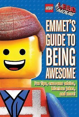LEGO The LEGO Movie: Emmet's Guide to Being Awesome - Landers, Ace - Very Good C