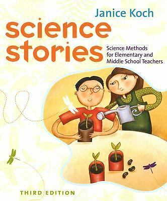 Science Stories: Science Methods for Elementary and Middle School Teachers, Jani