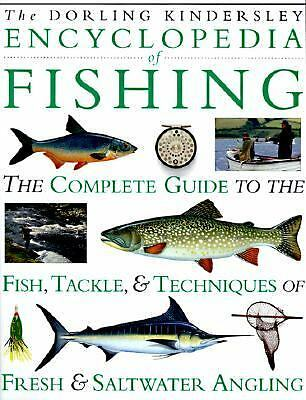 Encyclopedia of Fishing,DK Publishing,  Acceptable  Book