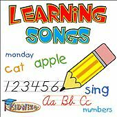 Learning Songs: Songs That Teach, Various Artists, New