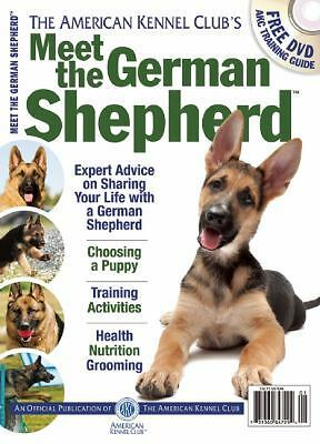 Meet the German Shepherd (AKC Meet the Breed Series), , Good Book