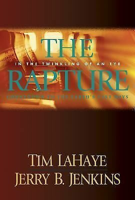 THE RAPTURE Tim LaHaye & Jerry Jenkins HCDJ 2006 1st 1st MINT