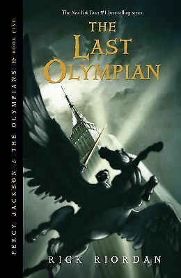 The Last Olympian (Percy Jackson and the Olympians, Book 5), Rick Riordan, Good
