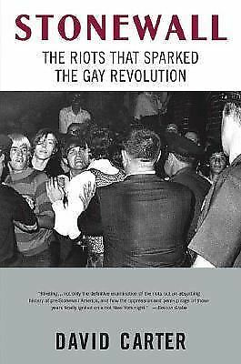 Stonewall: The Riots That Sparked the Gay Revolution,Carter, David,  Acceptable