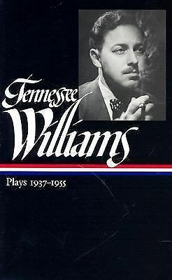 Tennessee Williams: Plays 1937-1955 (Library of America) - Williams, Tennessee -