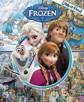 Look and Find® Disney® Frozen -  - New Condition