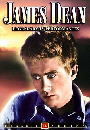 James Dean - Classic Television Collection, Very Good DVD, James Dean, Various